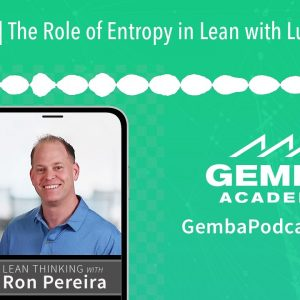 GA 361 | The Role of Entropy in Lean with Luciana Toda