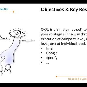 OKRs:The Holy Grail For Organisational Success? with Almudena Rodriguez Pardo (#BACommunity webinar)