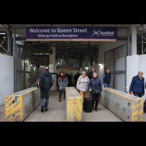 Glasgow Queen Street Station Redevelopment