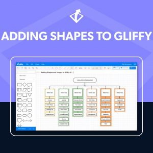 How to Add Your Own Shapes to Gliffy