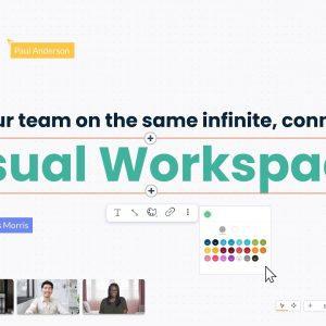 Introducing Creately's New Visual Workspaces