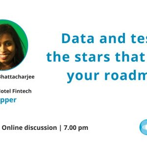 ProductTank Sofia: Data and Tests: The Stars that Guide your Roadmap
