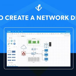 How to Create a Network Diagram with Gliffy's Atlassian Diagram or Online Diagram Apps
