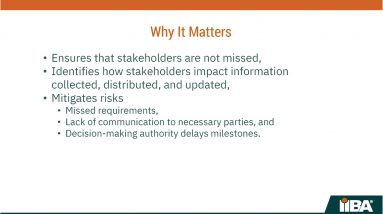 An Overview of Stakeholder Analysis