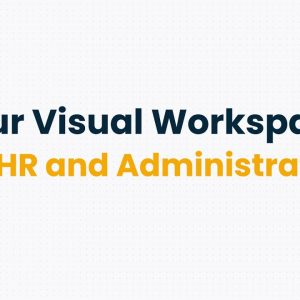 Creately's Visual Workspace - For HR & Admin Teams
