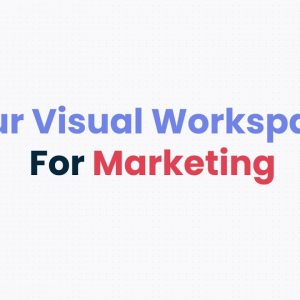 Creately's Visual Workspace - For Marketing Teams
