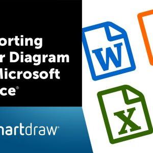 Exporting Your Diagram to Microsoft Office