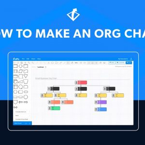 How to Make an Org Chart | Org Chart Tutorial with Gliffy Diagram