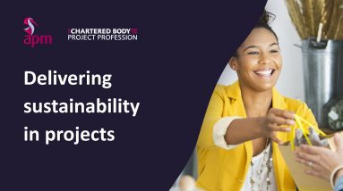Project Management: Sustainability | What is sustainability in project management?
