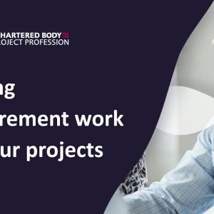 Project Management: Procurement | working with procurement
