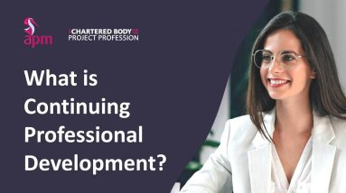 Project Management: what is continuing professional development?