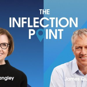 Making Your Business Sustainable with James Quincey - Ep5 | The Inflection Point | Salesforce