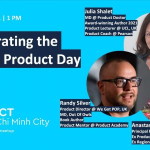 ProductTank HCMC - Word Product Day 2021!