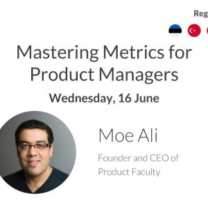 Regional ProductTank: Moe Ali |  Founder and CEO of Product Faculty