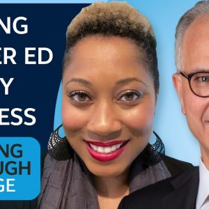 Driving Equity & Access Through College Admissions | Leading Through Change | Salesforce
