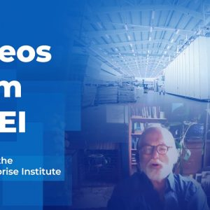 Videos from WLEI: Deep Dives on the Factory Floor with Cliff Ransom