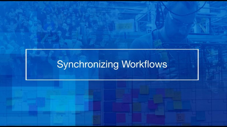 How Synchronizing Workflows Eliminates Waste in Development Processes