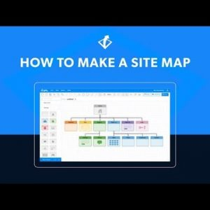 How to Create a Site Map | Gliffy Site Map Tutorial