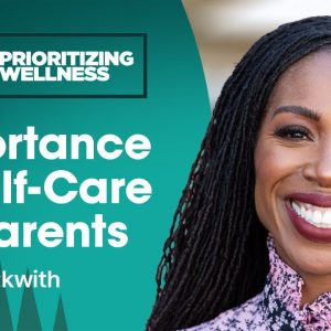 Helping Parents Prioritize Self-Care w/ Ebony Beckwith | #MakeChange | Salesforce