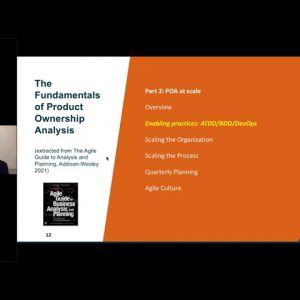 The Fundamentals of Product Ownership Analysis - Scalability