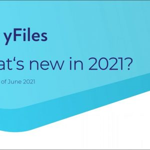 What's new in yFiles 2021?