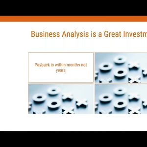 Astra Zeneca: Business Analysis Capability Is A Good Investment
