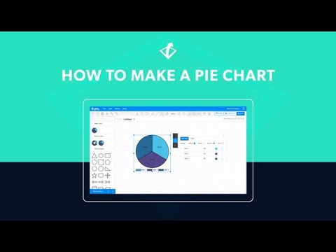 How to Make a Pie Chart in Gliffy