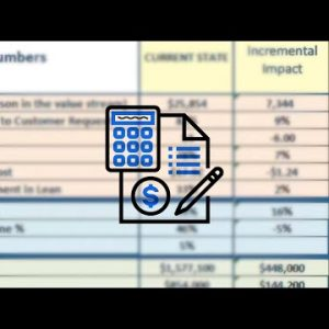 """Developing Financial Tools: A Clip from """"How to Use Lean Accounting..."""""""