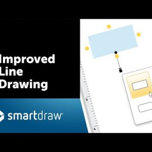 Easier Line Drawing Extends SmartDraw's Automation