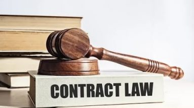 Building a contract, Basic contract law for project managers, Part 2
